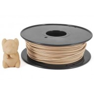 2,85mm 3mm PLA WOOD Legno Light Grey 750gr