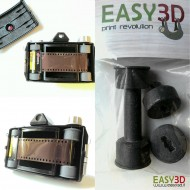 SET FILM ADAPTER 135-120 adattatori rullino 35mm per fotocamere 120