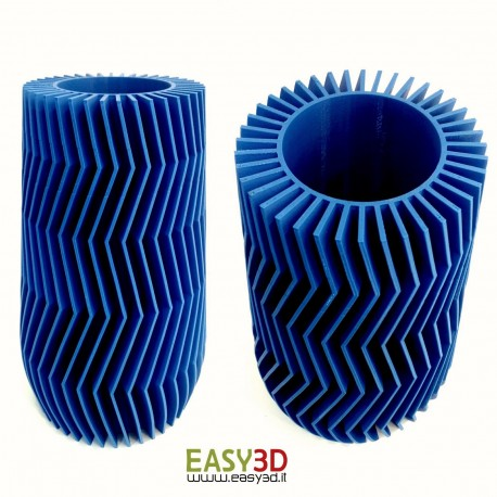 Vaso 3d Stripe
