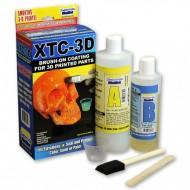 RESINA XTC 3D - 644 GR /24 Oz - lucidante levigante per stampe PLA