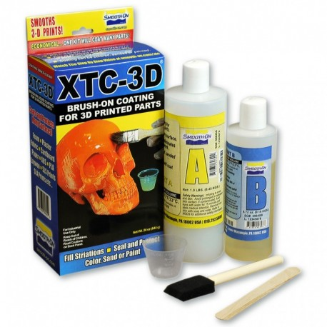 RESINA XTC-3D levigante per stampe 3D