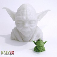 YODA STAR WARS busto * Big, Medium, Small
