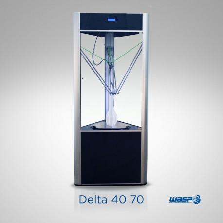 DELTAWASP 40x70 - Stampante FDM