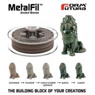 METALFIL FORMFUTURA 750gr - filamento stampa 3d