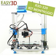 R3D 320 IN KIT - Stampante 3D by R3D