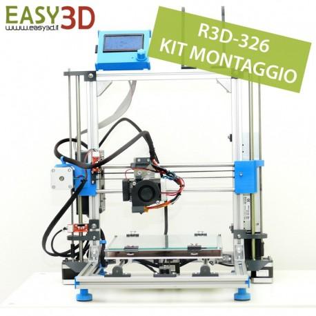 R3D-326 IN KIT - Stampante 3D - R3DIt