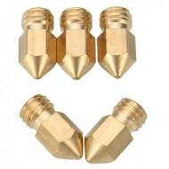 UGELLO Nozzle 0.2/0.3/0.4/0.5/0.6/0.8/1.0 stampante3d