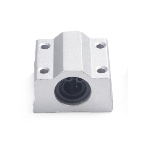 Cuscinetto lineare SC8UU con supporto per barra 8mm ID8 L30mm