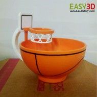 BASKET MUG TAZZA DECORATIVA