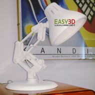 Pixar Lamp led 3dprinted