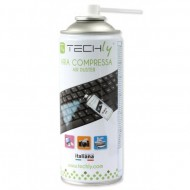 ARIA COMPRESSA SPRAY Techly 100T - flacone 400ml