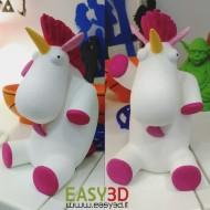Unicorno memo portafoto