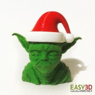 YODA NATALE busto Star Wars * Big, Medium, Small