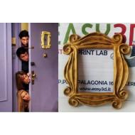 """CORNICE """"Friends"""" door-frame 21x19cm"""