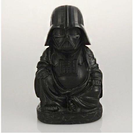 STAR WARS BUDDHA * Darth Vader, StoormTrooper, Yoda