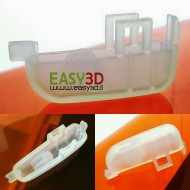 PULSANTE 3D leva freno a mano COMPATIBILE Opel Mokka - resina3d meccanica, ricambio non originale