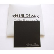 BUILDTAK 15x15 cm NERO - rivestimento piatto stampa3D