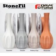 STONEFIL FORMFUTURA - bobina 500gr, filamento stampa3d