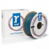 PLA MATTE REAL FILAMENTS 1KG - Filamento stampa 3d