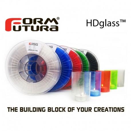 HD GLASS PETg FORMFUTURA 3mm 750gr