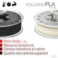 2,85mm VOLCANO PLA FORMFUTURA 750gr - filamento stampa 3d