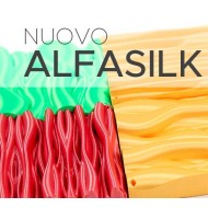 ALFASILK PLA FILOALFA 250gr - filamento stampa 3d