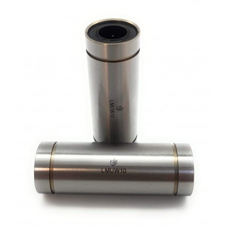 CUSCINETTO MISUMI LMUW10 PER BARRA 10mm, 55mm