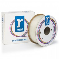2,85mm PLA NEUTRO REAL FILAMENTS 1KG - filamento stampa 3d