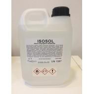 ALCOOL ISOPROPILICO 97% denaturato Isopropanolo - 2 Litri igienizzante, sgrassante, disinfettante, solvente
