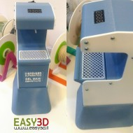 DISPENSER EROGATORE AUTOMATICO GEL MANI