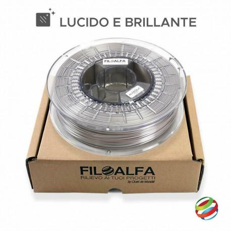 ALFASILK FILOALFA 250gr - filamento stampa 3d