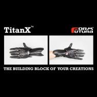 2,85mm 3mm TITANX FORMFUTURA 750gr filamento 3d
