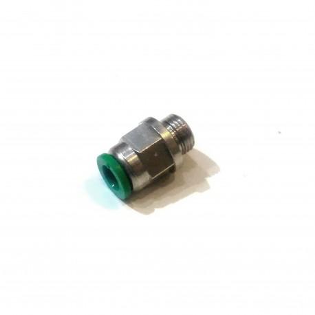 PASSATUBO M10 OD6 per tubo da 6mm e filamenti 3mm
