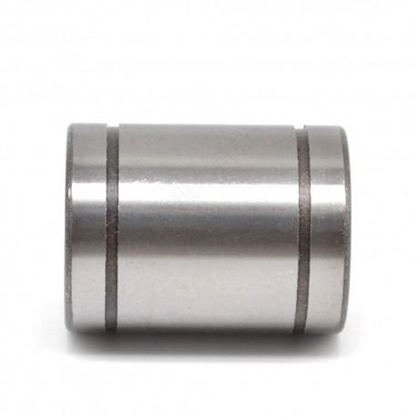 CUSCINETTO LINEARE per barra da 10mm - L.30mm - LM10UU