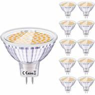 LAMPADINA LED DICROICA 5W 12V 450Lum