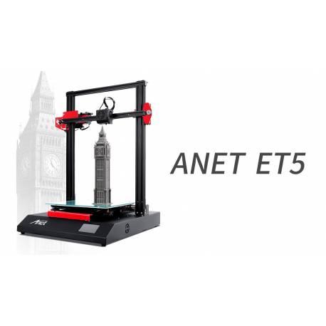 ANET ET5 stampante 3D Fdm Easy3d Shop Palermo