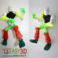 Robot Modio 3d