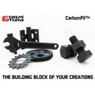 CARBONFIL FORMFUTURA - bobina 500GR, filamento stampa 3d