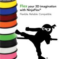 NINJAFLEX TPU (85A) NINJATEK - filamento flessibile